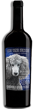 2012 Syrah, Obi Wine Kenobi Photo
