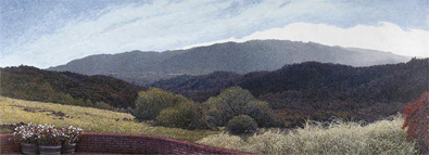 Sonoma Mountain,2004 (Deerfield Ranch Logo View) Photo