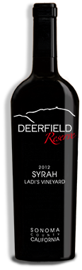 2012 Syrah, Ladi's Vineyard Photo