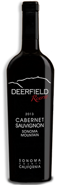 2013 Cabernet Sauvignon, Sonoma Mountain Photo