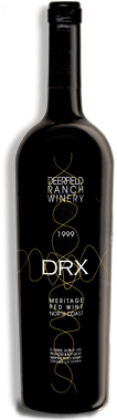 1999 DRX Meritage - Signed by Robert