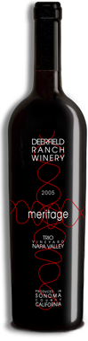 2005 Meritage, Napa Valley, Trio Vineyard Photo