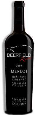 2007 Merlot, Quailbush Photo