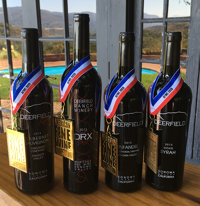 2020 Fine Wine Competition Winners