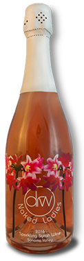 2016 Naked Ladies Sparkling Rose Photo