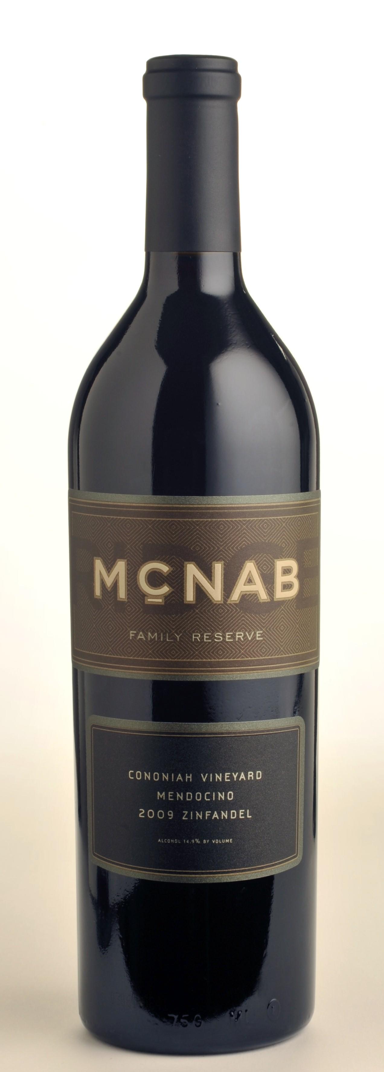 Mcnab Ridge Reserve Mcnab Ridge Winery