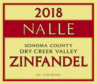 2018 Dry Creek Valley Classic Zinfandel Photo