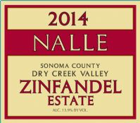 2014 Estate Old Vine Zinfandel