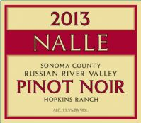 2013 Hopkins Ranch Pinot Noir Photo