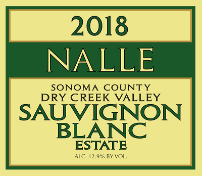 2018 Estate Sauvignon Blanc Photo