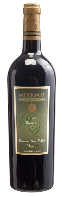 2006 Merlot Windacre Vineyard