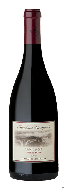2013 Pinot Noir Three Sons