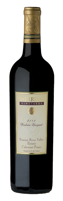 2012 Cabernet Franc Windacre Vineyard