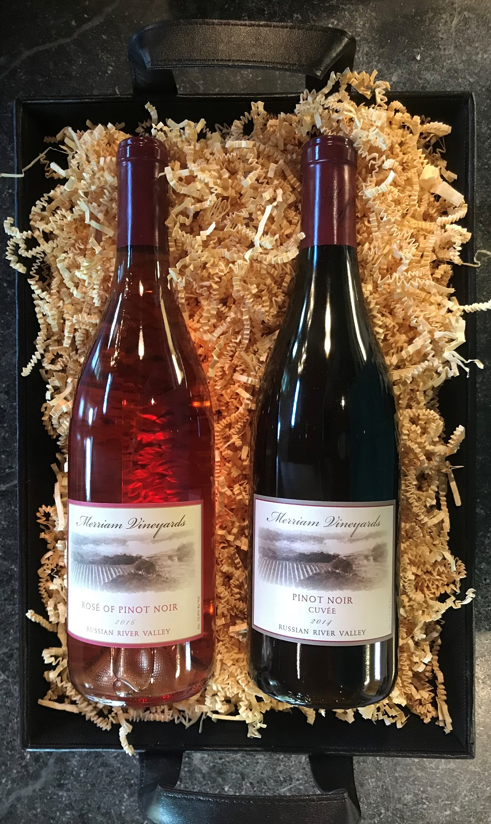 Rosé and Pinot Noir Cuvee Gift Pack