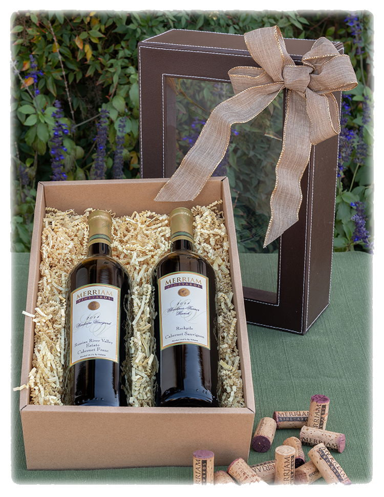 Two Bottle Box Gift