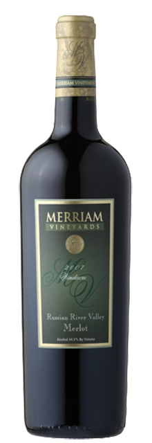 2007 Merlot Windacre Vineyard