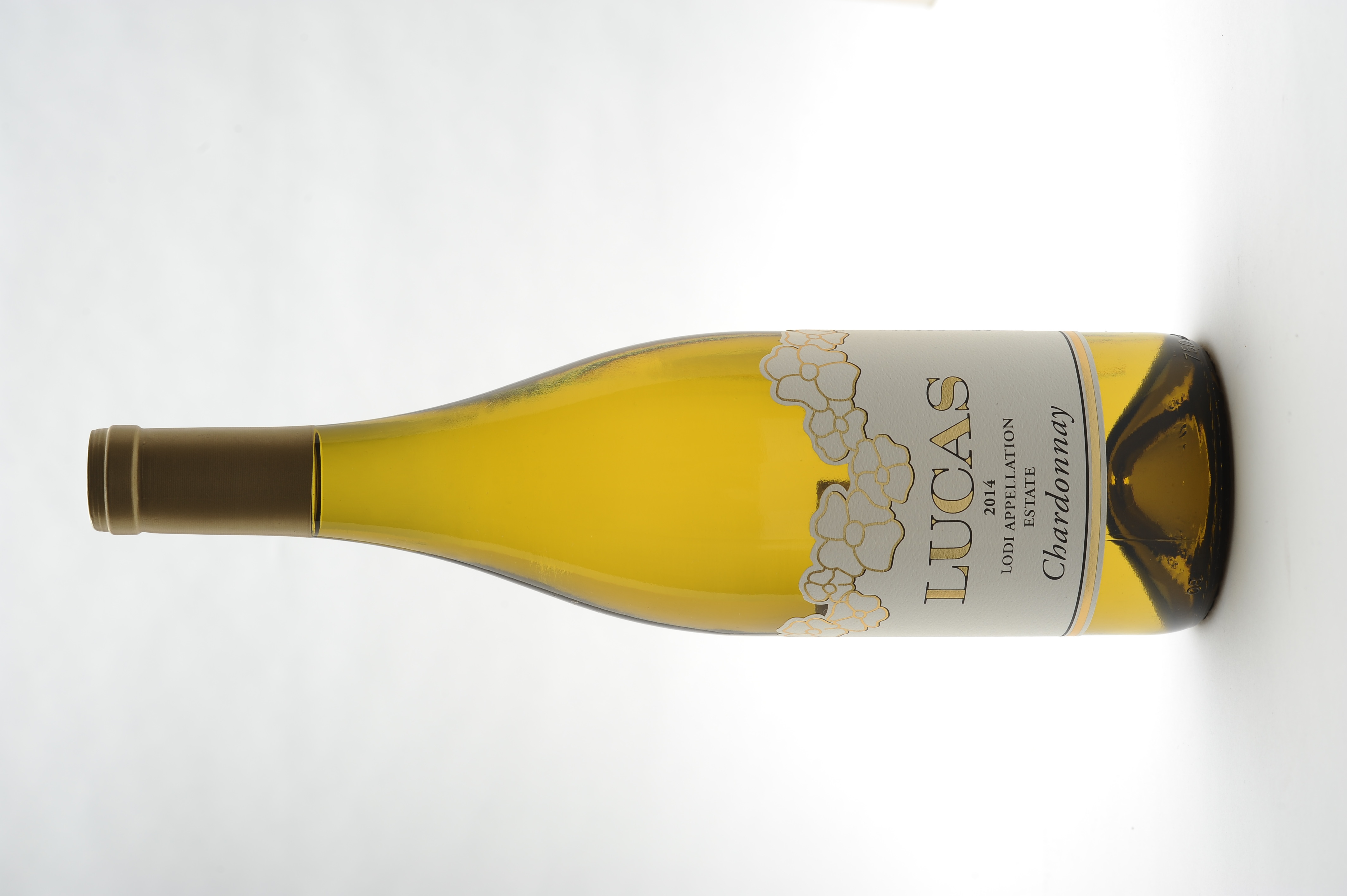 2017 Estate Chardonnay Photo