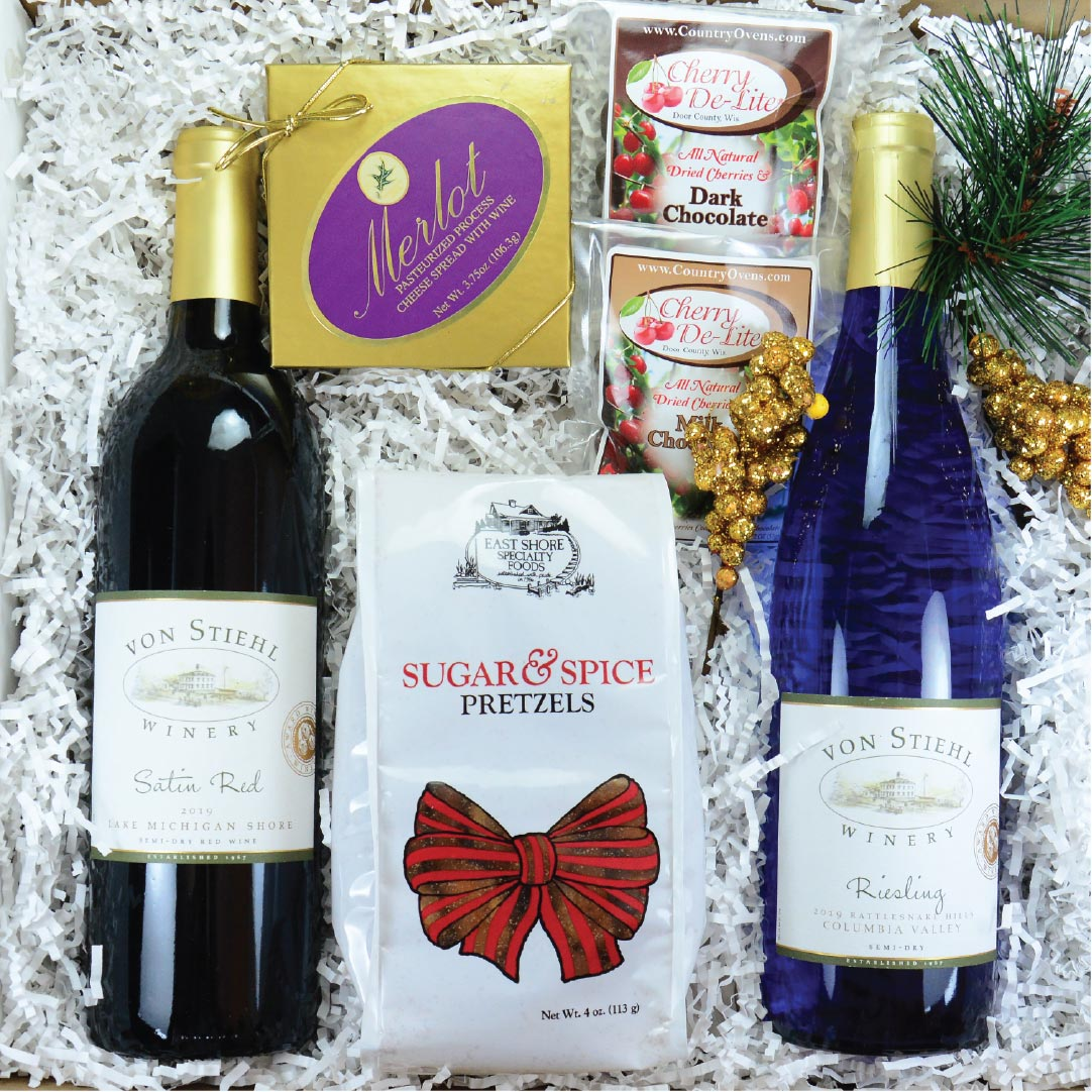 Holiday Classic Gift Box