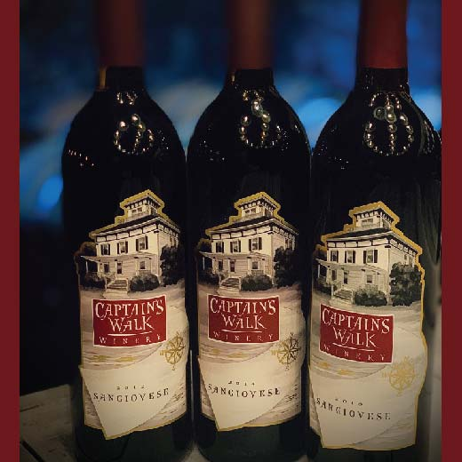 Sangiovese Vintage Bundle-Captain's Quarters Members Only