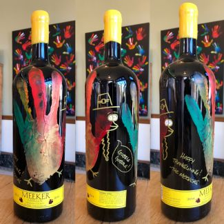 2015 Handprint Merlot Turkey Magnum (1.5L)