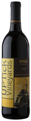 2008 Russian River Valley Estate Syrah
