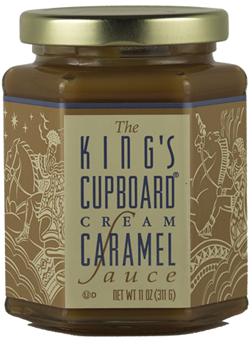 King's Cupboard - Caramel Cream Sauce