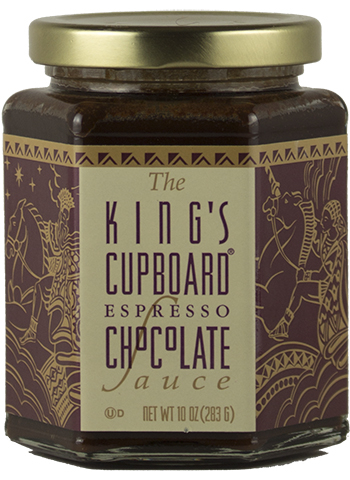 King's Cupboard - Chocolate Espresso Sauce