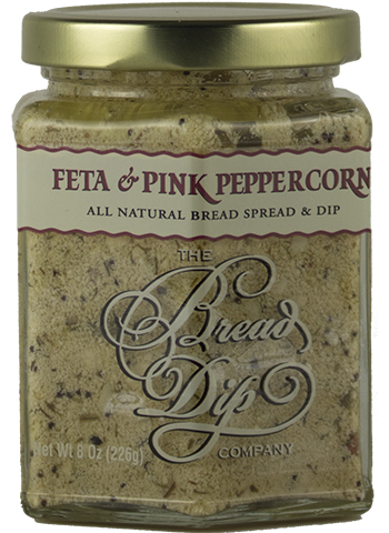 The Bread Dip Co. - Feta and Pink Peppercorn