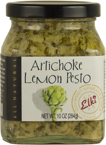 Elki - Artichoke Lemon Pesto
