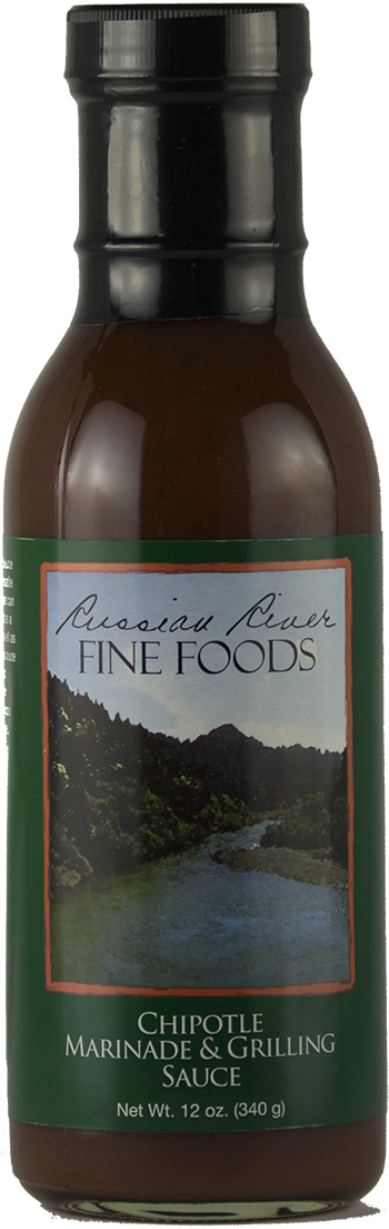 Russian River Fine Foods - Chipotle Marinade & Grilling Sauce