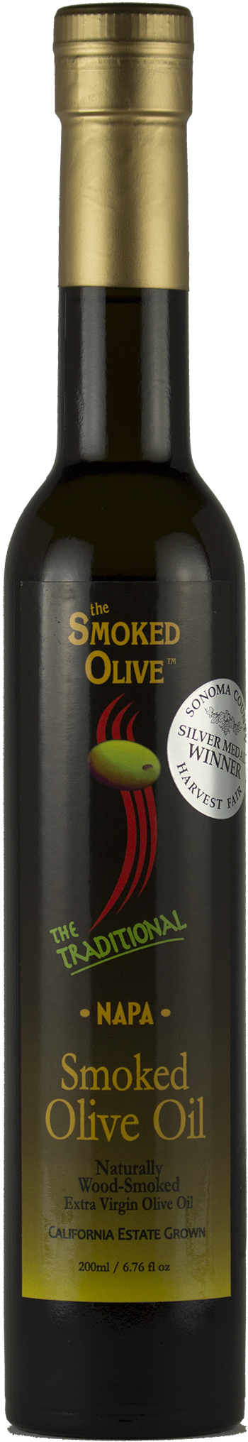 Smoked Olive - NAPA Smoked Olive Oil