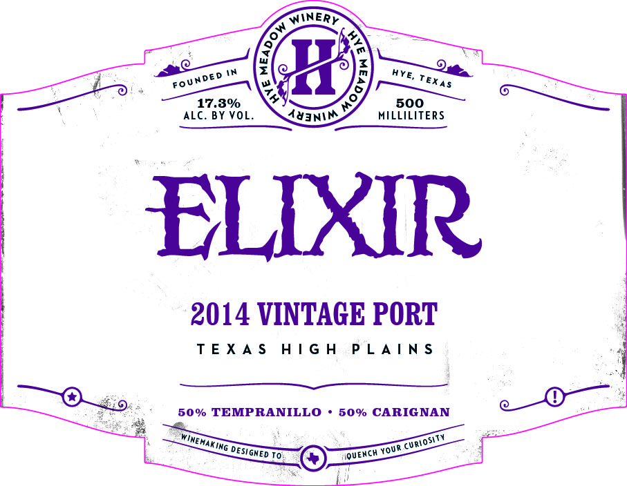 2014 Elixir Vintage Port Photo