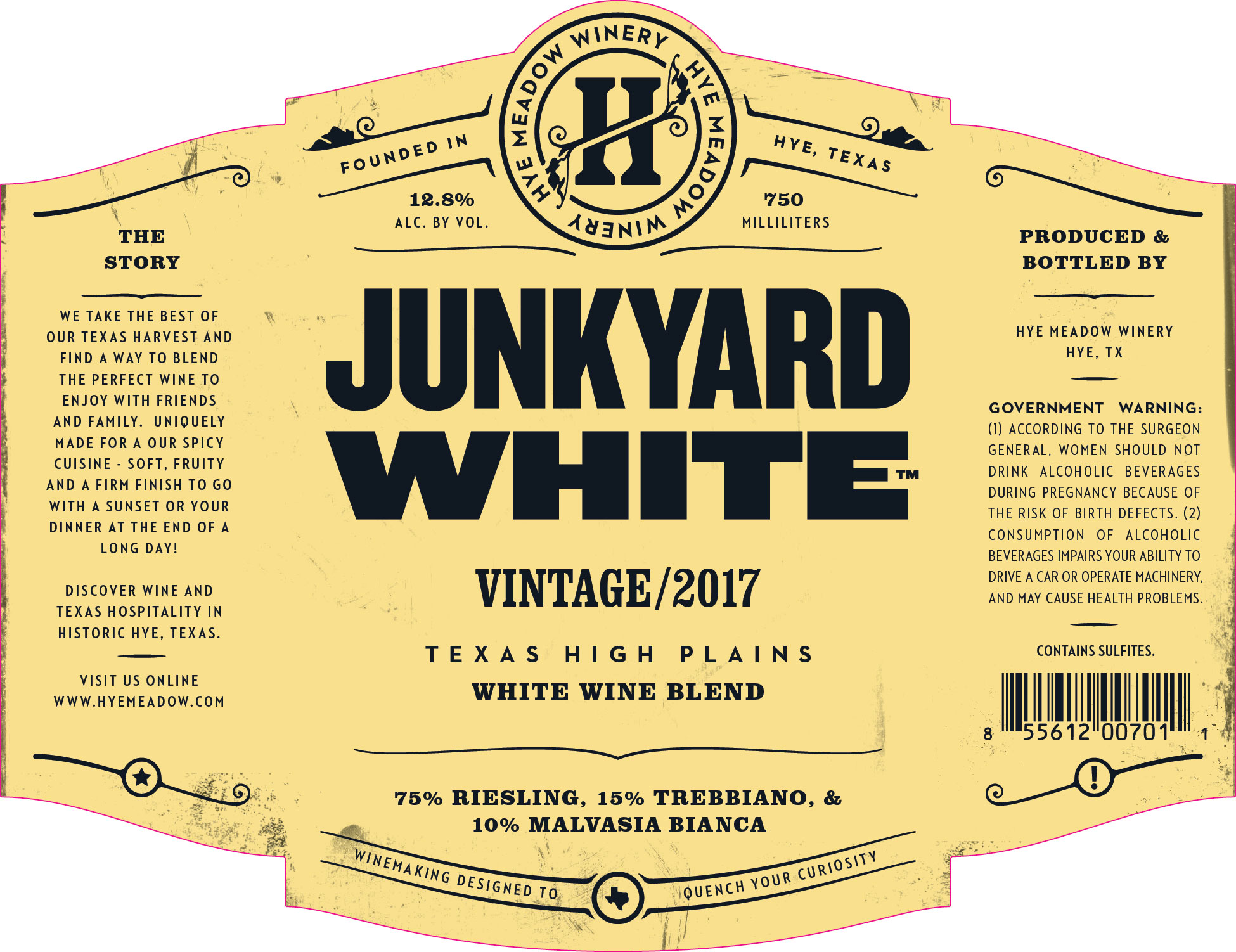 2017 Junkyard White Photo