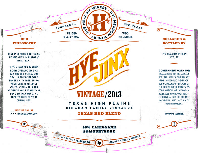 2013 Hye Jinx - SOLD OUT