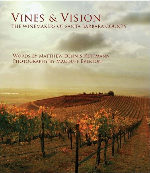 Vines and Vision Coffee Table Book