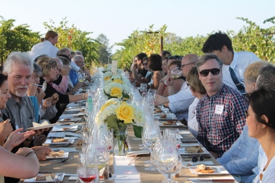 Bacigalupi Vineyards | Vineyard Dinner Member