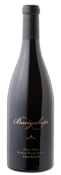 Bacigalupi Vineyards | 2015 Frost Ranch Pinot Noir