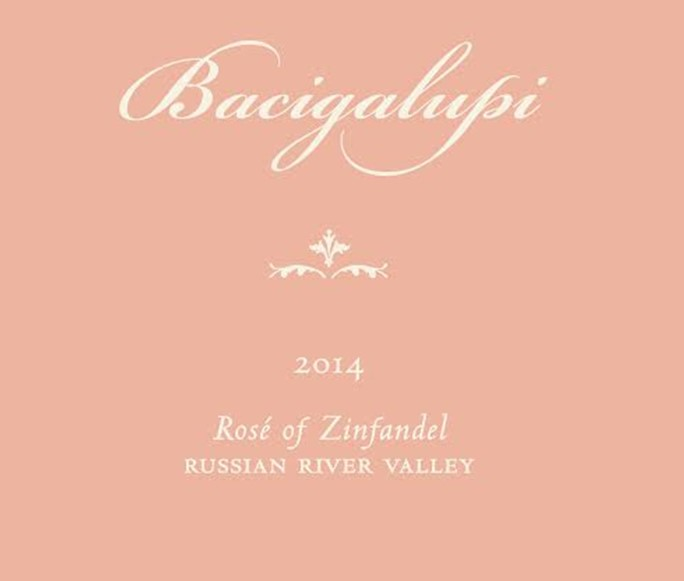 Bacigalupi Vineyards | 2016 Rose of Zinfandel
