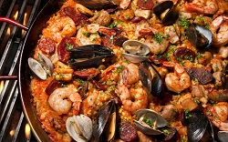 Pinot and Paella - member ticket