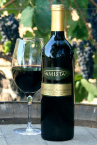 2012 Amista Vineyards Cabernet, Alta Presa