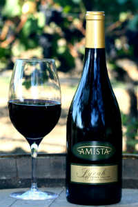 2012  Amista Vineyards Syrah - New Release! (club only)
