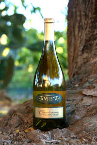2012 Amista Vineyards Chardonnay (club only)