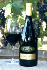 2012 Amista Vineyards Petite Sirah (club only)