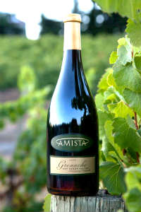 2013 Amista Vineyards Grenache (club only)