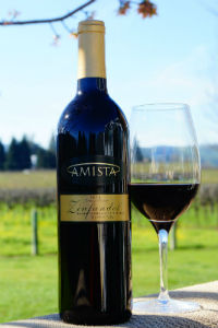 2013 Amista Vineyards Zinfandel, Gene's Block