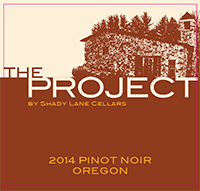 The Project Pinot Noir 2014