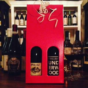 Oregon Pinot Noir Gift Box $40