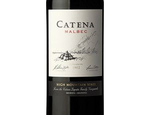 Catena Malbec Photo