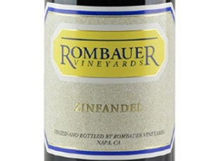 Rombauer Zinfandel Photo