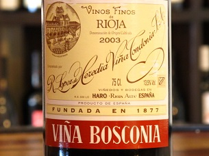 Vina Bosconia Reserva Photo